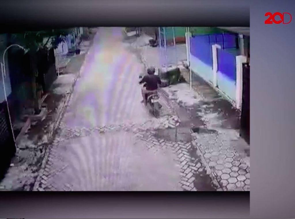 CCTV Kurang Jelas Jadi Kendala Polisi Selidiki Teror Alat Kelamin