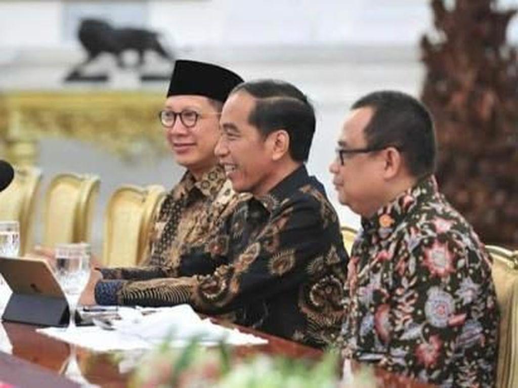 Jokowi Diundang PGI ke Konferensi Gereja dan Masyarakat di Manado