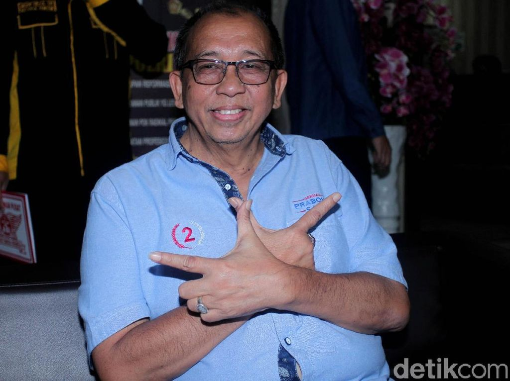 Alex Asmasoebrata Bantah Tudingan Fitnah dan Pencemaran Nama Baik