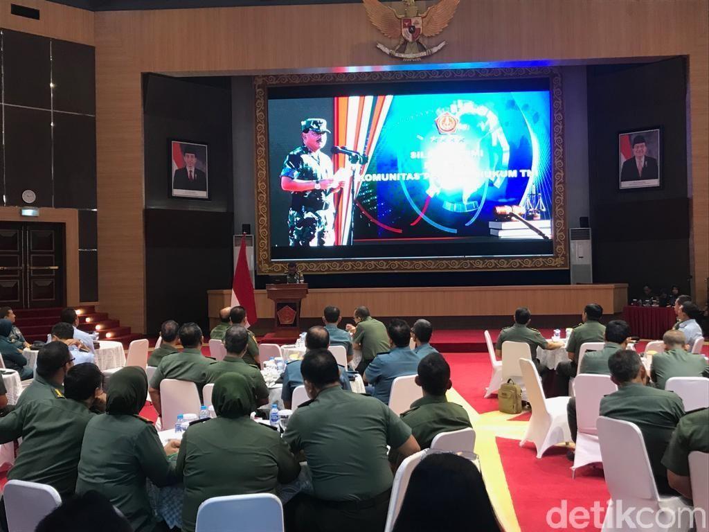 Panglima TNI Minta Prajurit yang Terjerat 3 Kasus Ini Ditindak Tegas