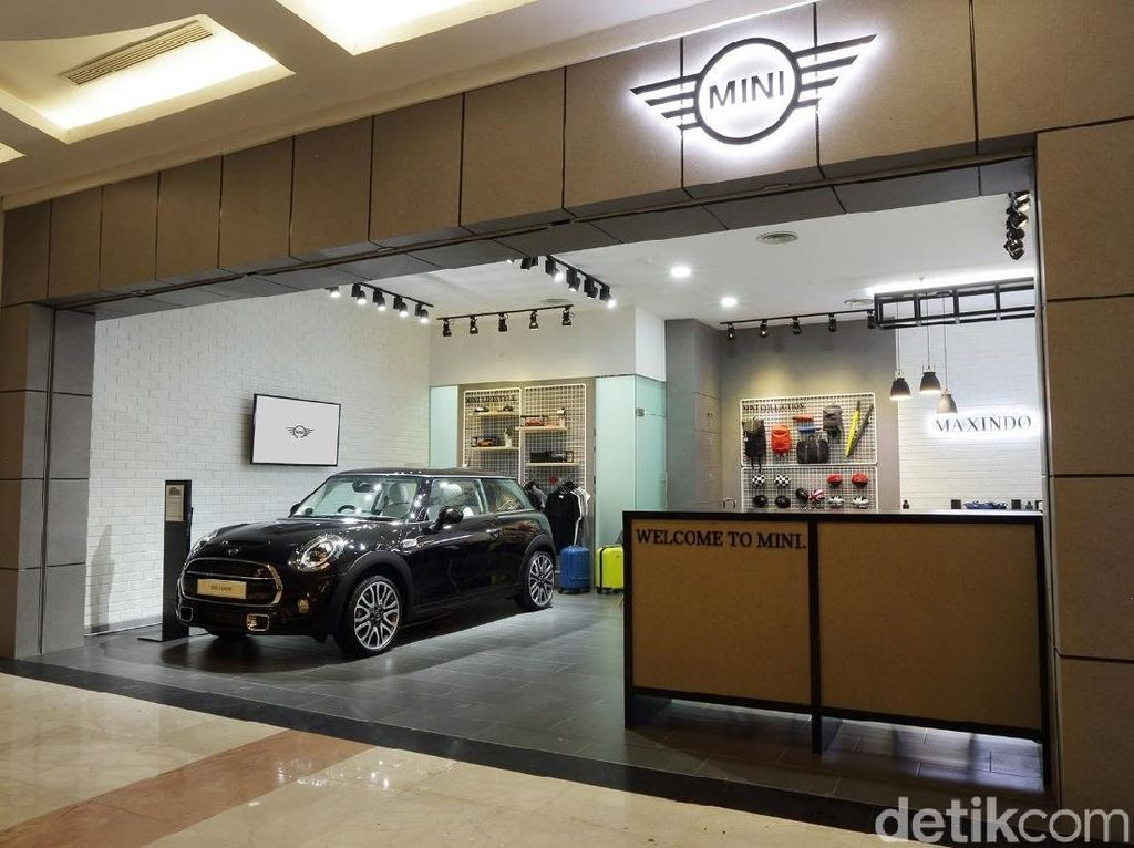 Hanya 6 Unit, Apa Spesialnya MINI 3-doors Black Edition