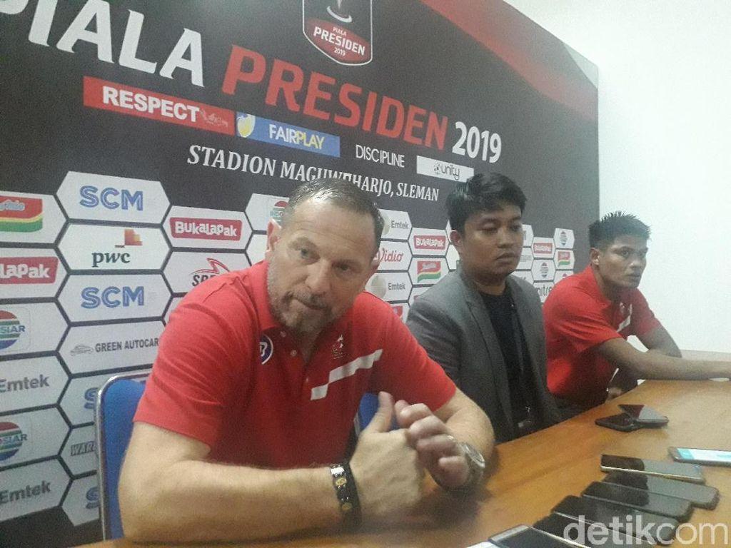5 Pemain ke Timnas, Madura United: Kami Dukung Sepakbola Indonesia