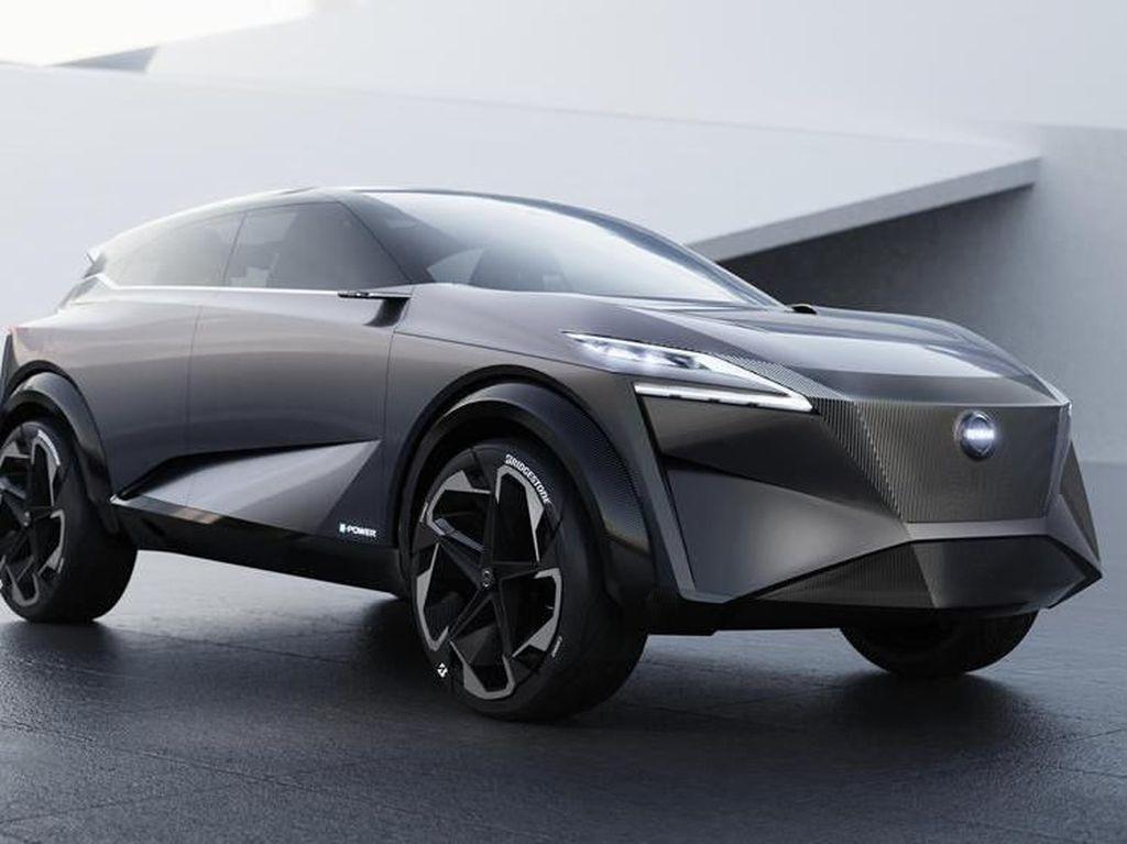Mobil Listrik Nissan Ini Keren Abis!