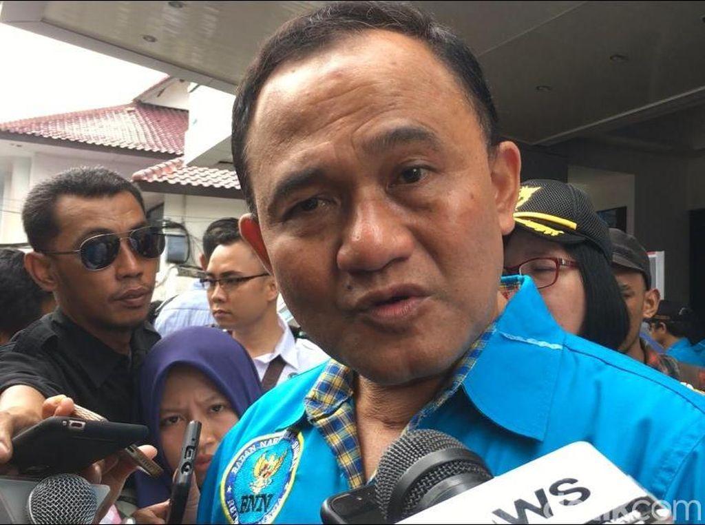 Cerita BNN Ungkap Kasus 50 Ribu Pil Ekstasi di Medan yang Libatkan Oknum TNI