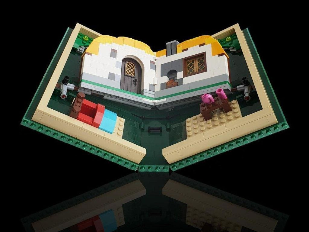 Muncul Lego Fold, Mau Saingi Samsung Galaxy Fold?