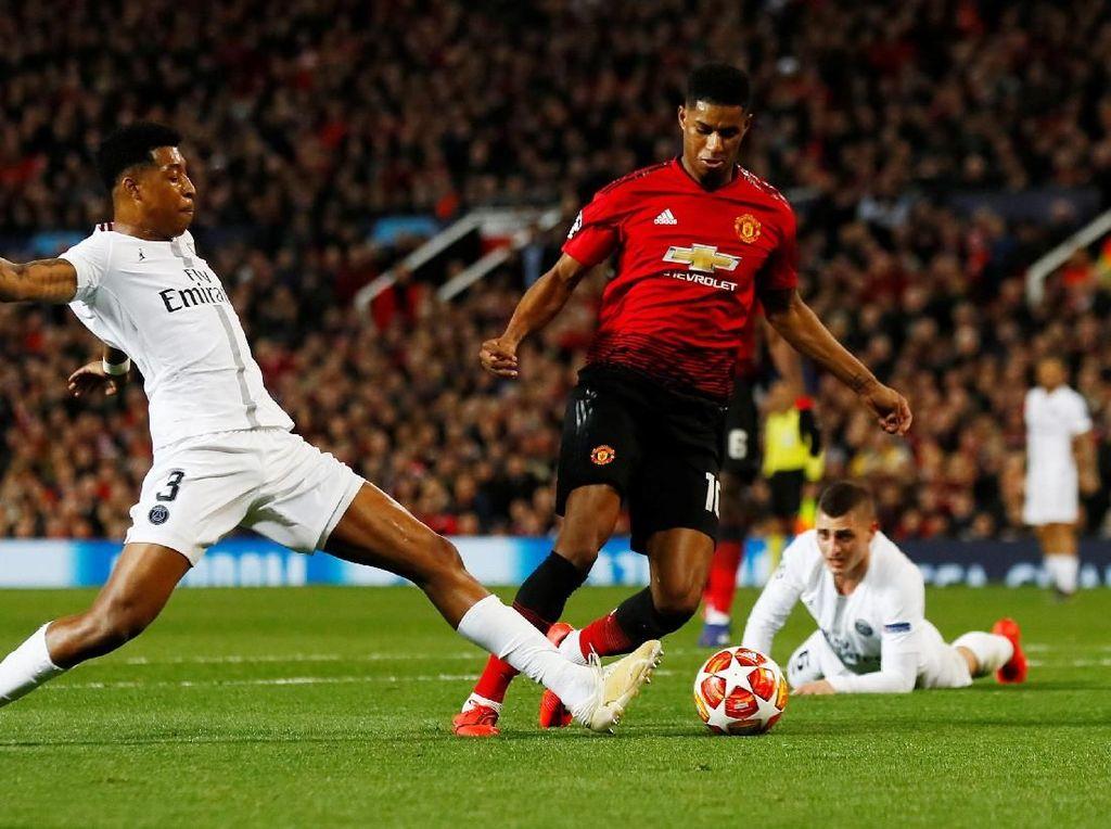 Motivasi PSG Balas Dendam ke Manchester United