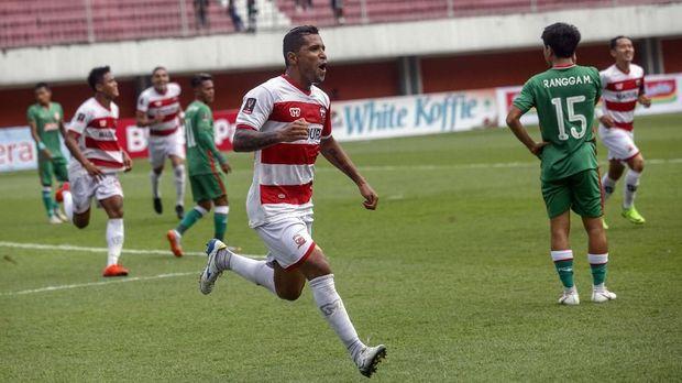 Hasil Liga 1 2019: Persebaya vs Madura United Imbang 2-2