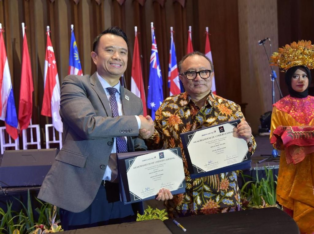 ASEAN AeroAcademy Ajak 1.000 Mahasiswa Ikut Pelatihan di Malaysia
