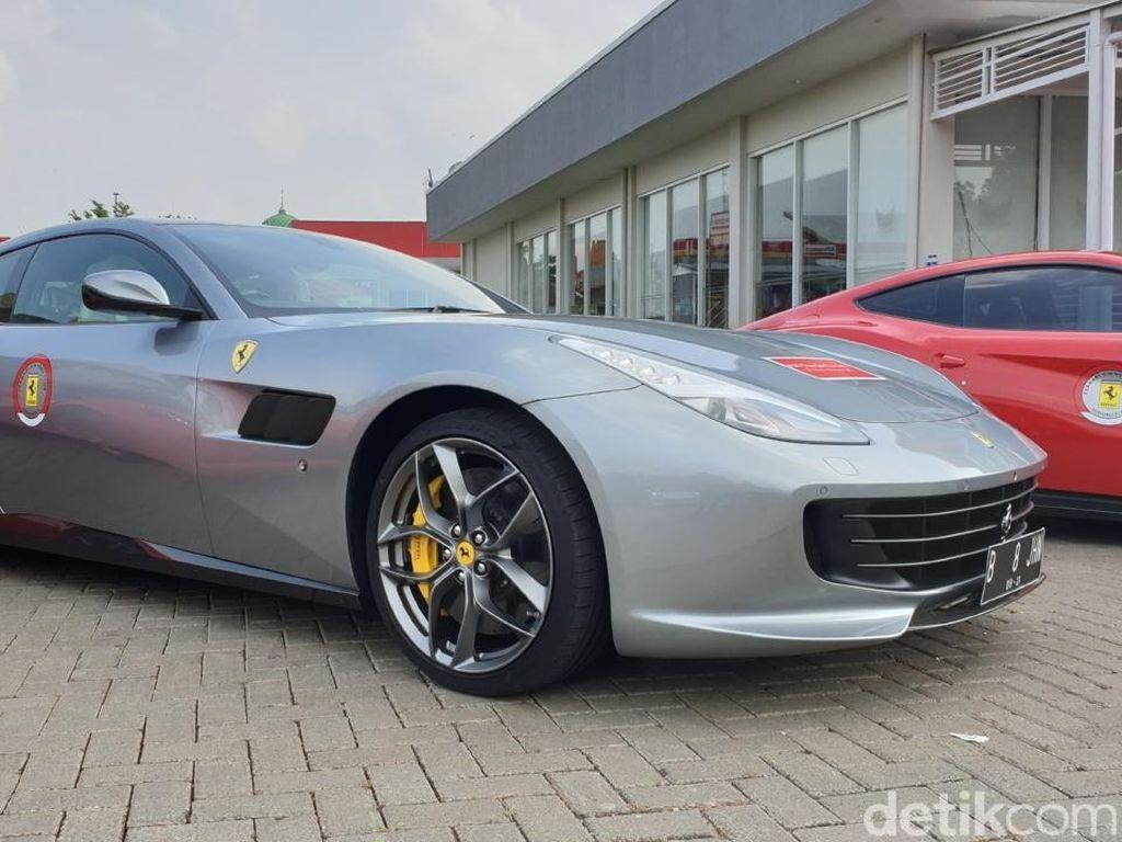 Risiko Terbakar, Ferrari Recall 2.732 Mobil