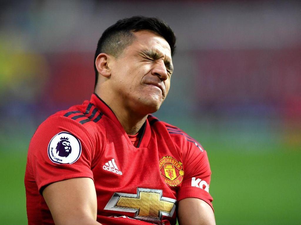 Alexis Sanchez: Baru Sehari Gabung MU, Malah Mau Balik ke Arsenal