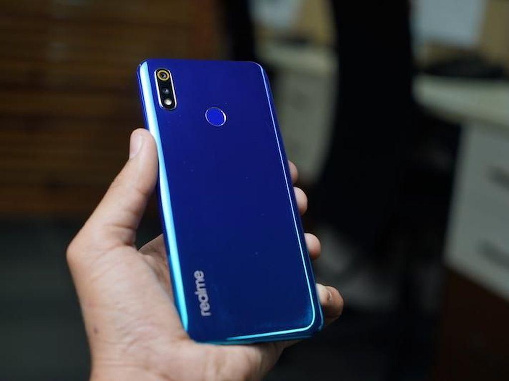 Realme 3 Akan Dijual dengan Harga Terjangkau