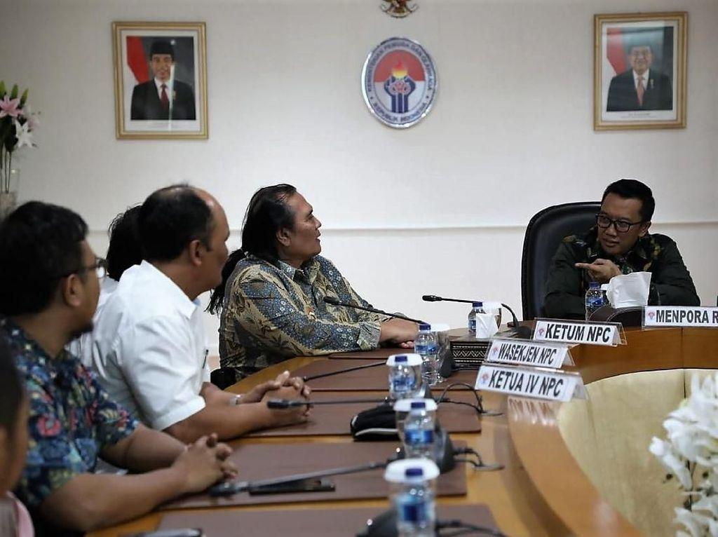 Menpora Ingin Indonesia Target Juara Umum di Asean Para Games 2020