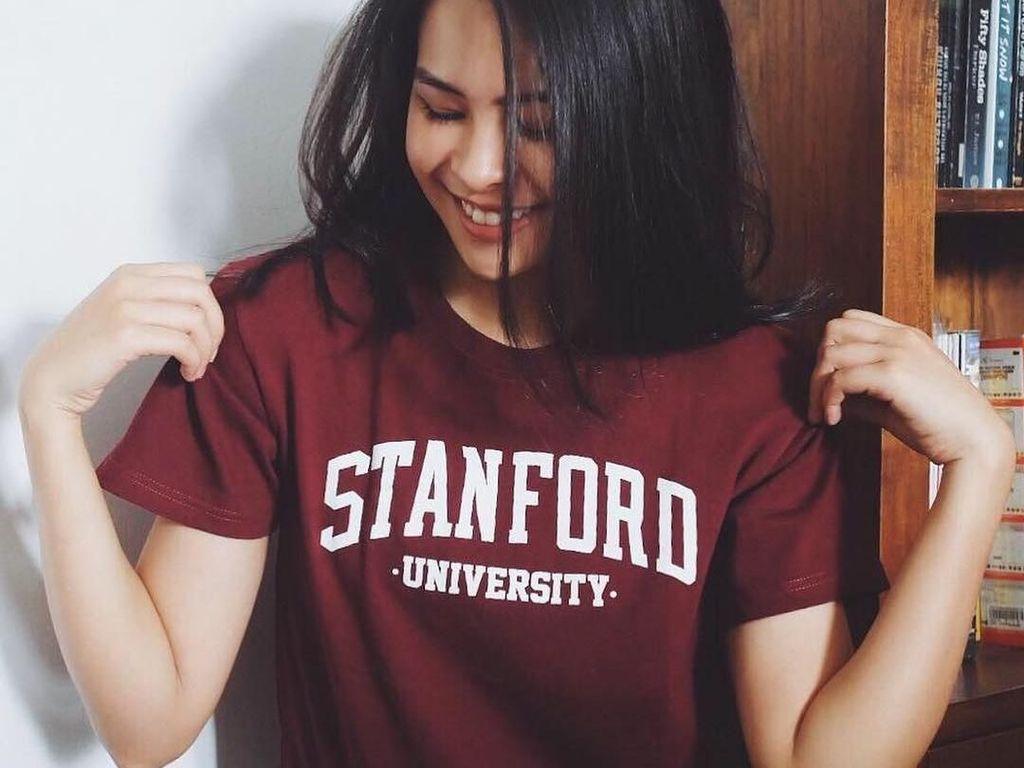 Akhirnya Nggak Galau Harvard atau Stanford! Maudy Ayunda Pilih Kampus Ini