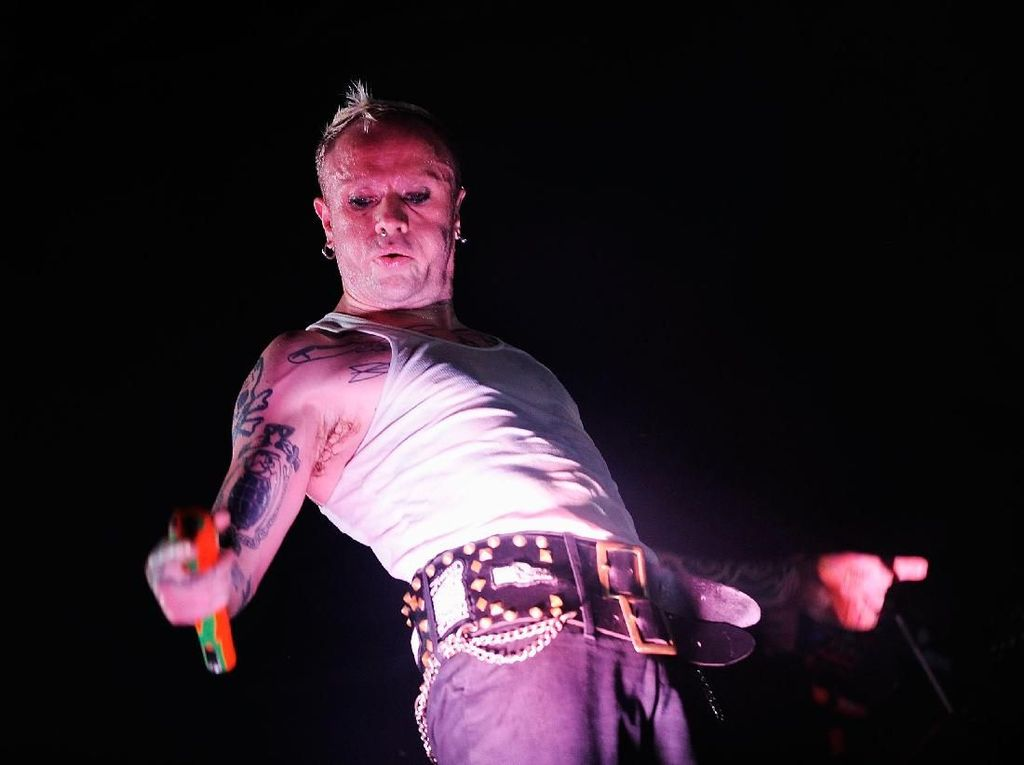 Keith Flint Vokalis The Prodigy Meninggal di Usia 49 Tahun