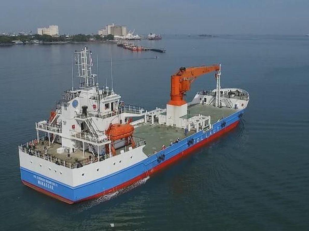 Kemenhub Sebut Tol Laut Tingkatkan Distribusi Logistik