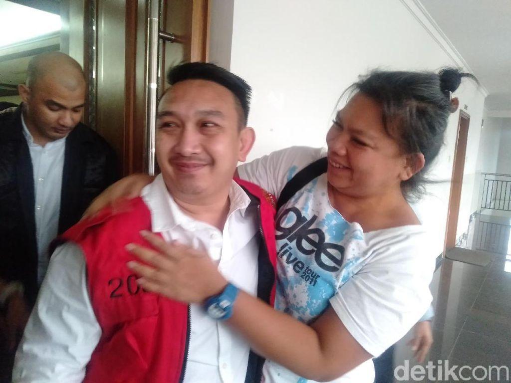 Sebentar Lagi Bebas, Augie Fantinus Tak Sabar Kumpul Bersama Keluarga