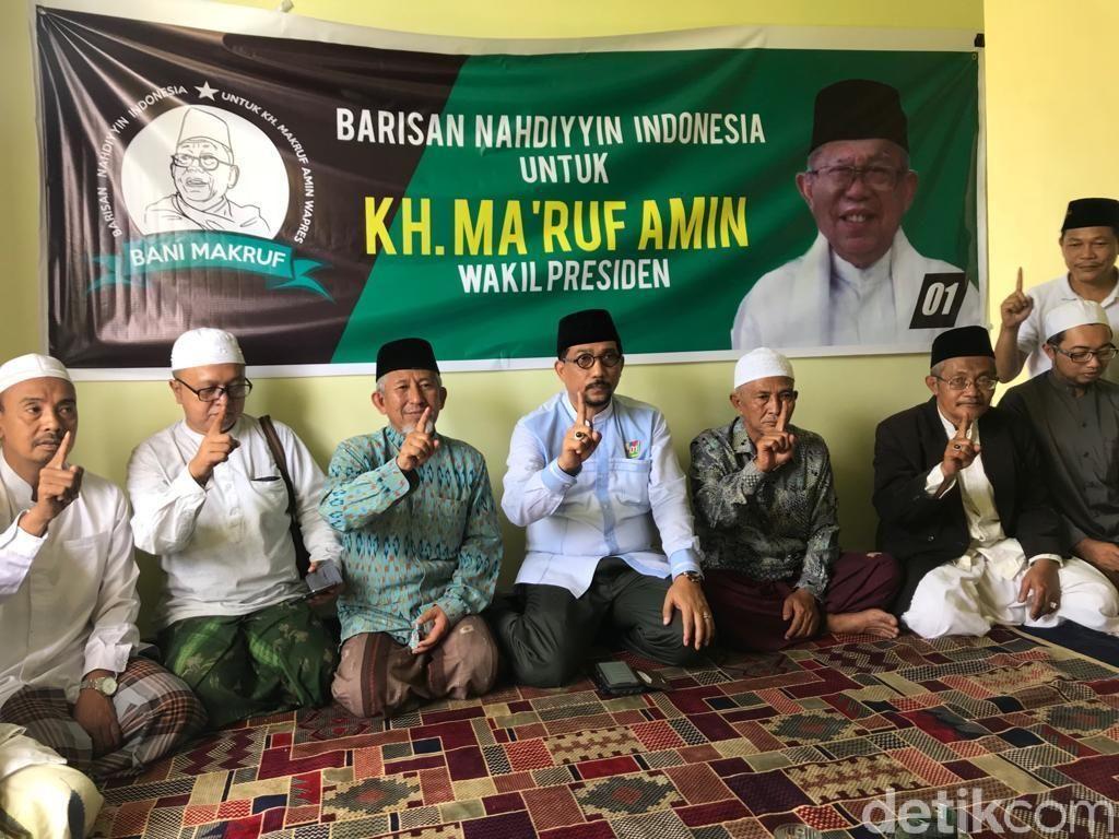Suara Jokowi Ditargetkan Menang 65% di Bondowoso