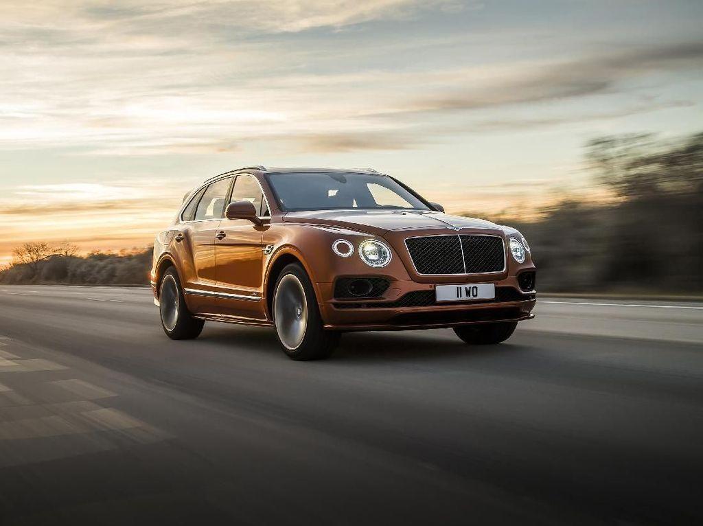 Bentley Bentayga V8 Dinilai Kurang Kece!