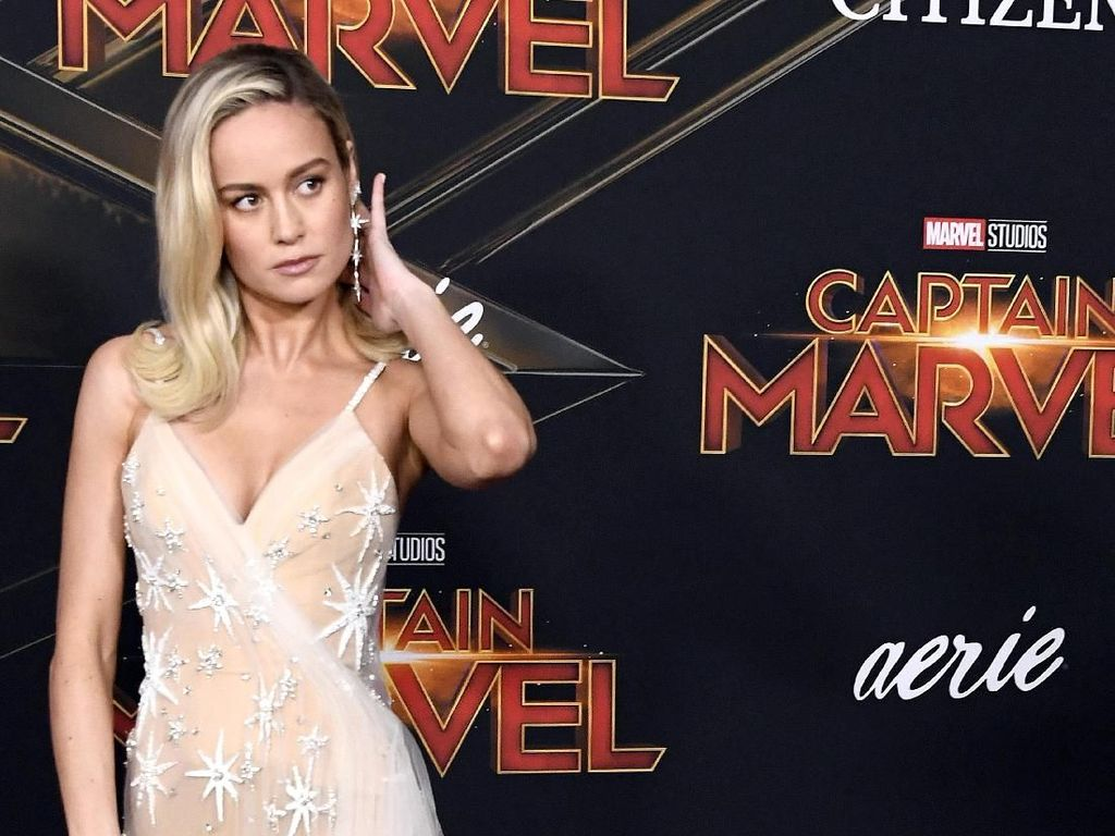 Tak Cuma Diminta Mundur, Ini Serangan-serangan pada Brie Larson