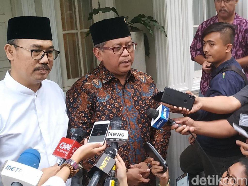 Jawab Kampanye Hitam di Sulsel, Hasto: Yang Lebih Islam Itu Jokowi-Maruf