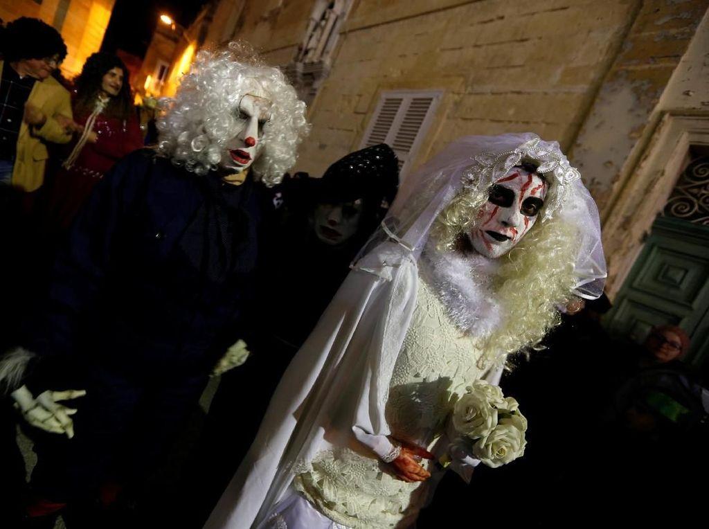 Seram! Hantu Berkeliaran di Desa Ghaxaq, Malta