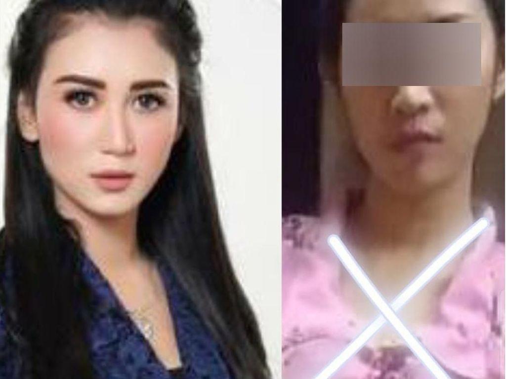 Livy Andriany Bandingkan Foto dengan Perempuan Diduga di Kamar Andi Arief
