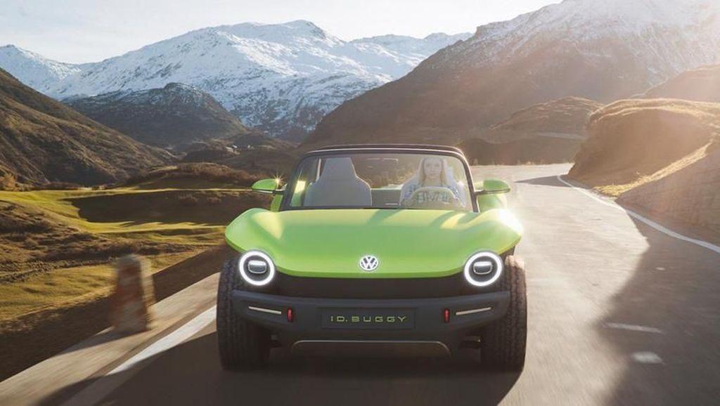 Muka VW Klasik Berbekal Listrik Nih!