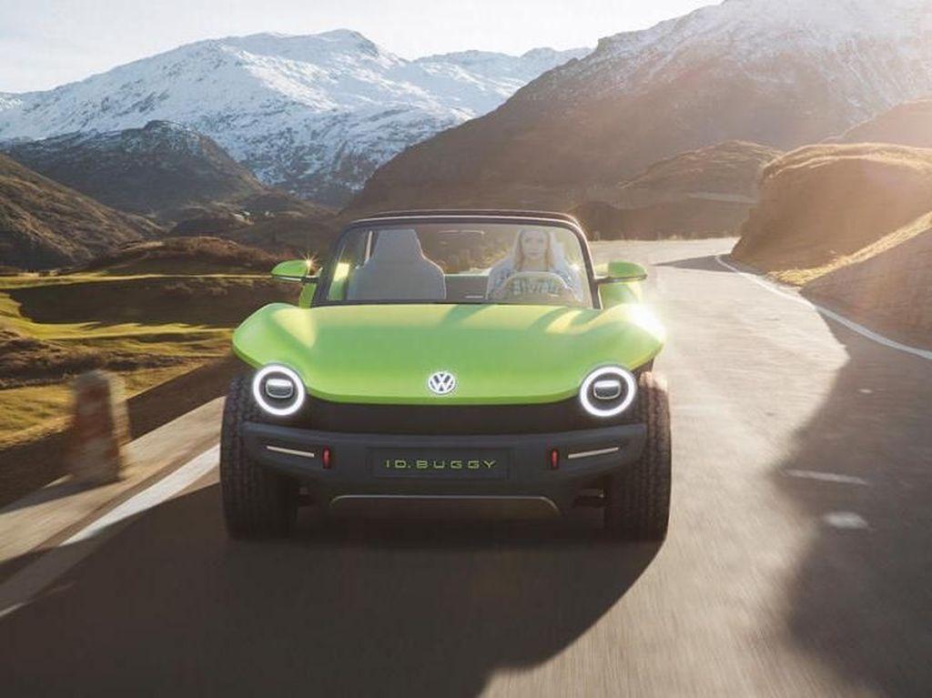 70 Model Kendaraan Setruman Listrik Akan Dijual Volkswagen