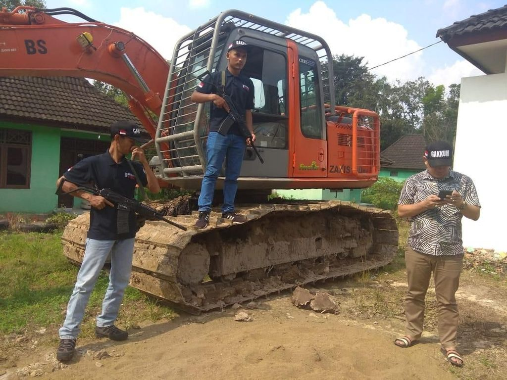 KLHK Tangkap Pengusaha Sawit yang Kelola 207 Hektare Lahan Ilegal