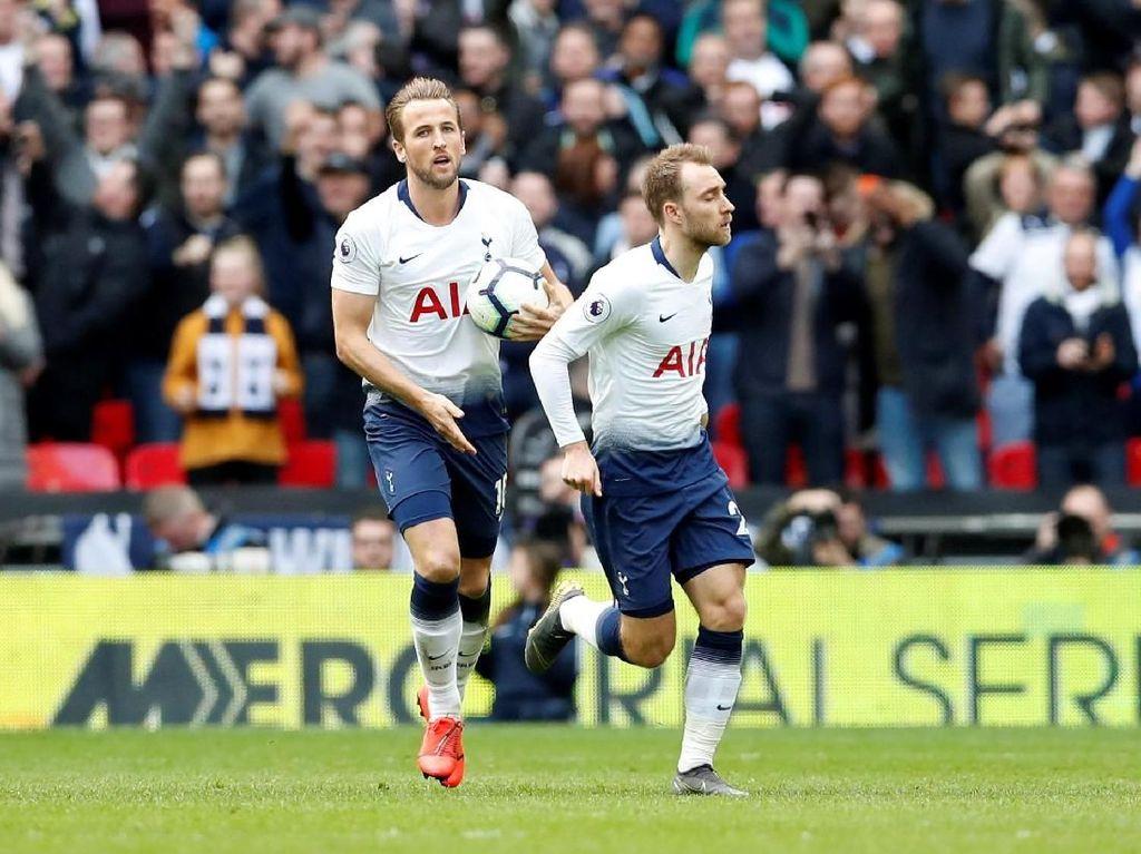 Tottenham Harus Belajar Menang di Bawah Tekanan