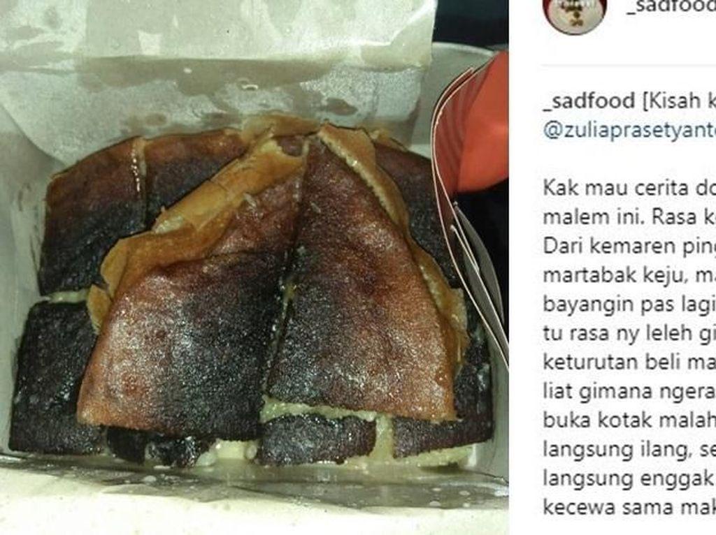 Kecewa dengan Makanan yang Anda Pesan? Lapor Saja ke Akun Instagram Ini