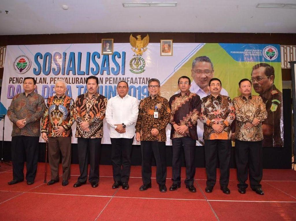 Kemendes Gandeng Kejari Sumut, Sumbar & Aceh Awasi Dana Desa