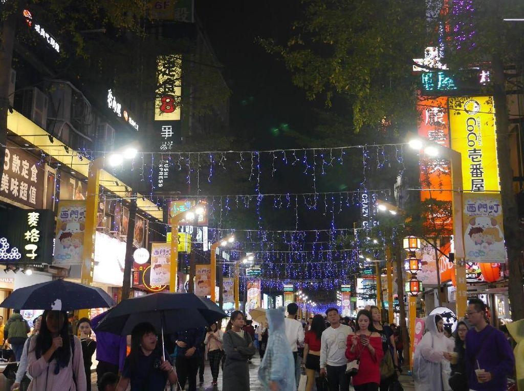Traveler Pecinta Belanja di Taiwan Wajib Mampir ke Sini!