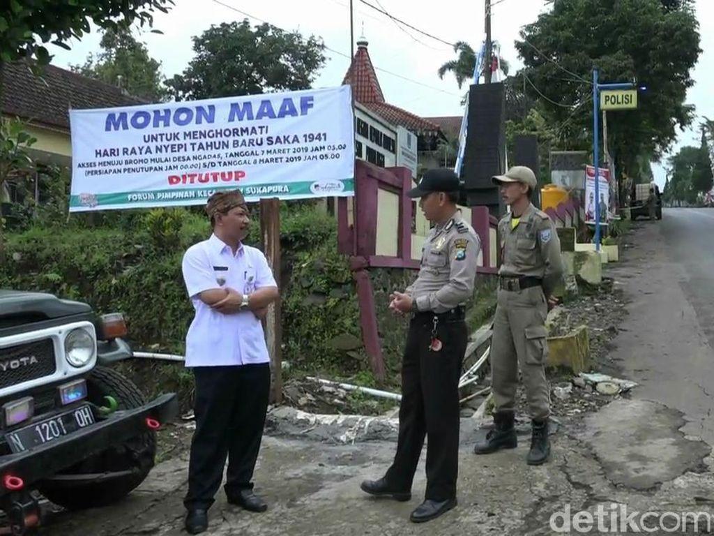 Jalur Wisata Gunung Bromo Ditutup 7-8 Maret untuk Perayaan Nyepi