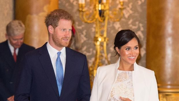 Meghan dan Harry