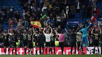 Sejak Awal Ajax Sudah Pede Bisa Kalahkan Madrid
