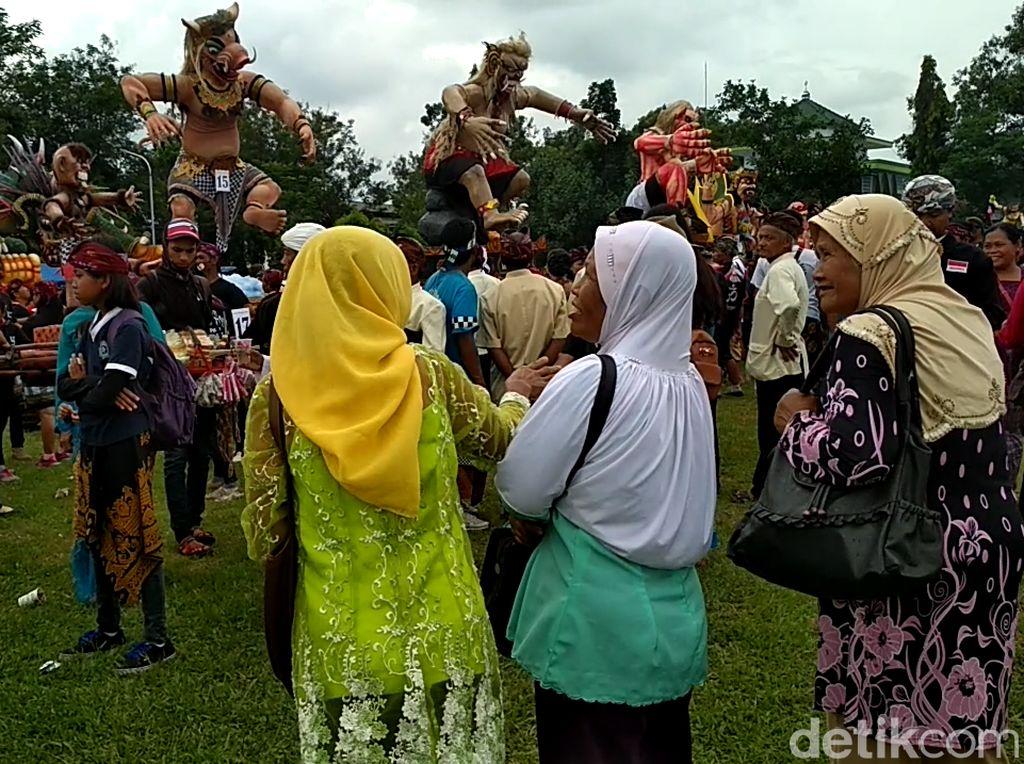 Harmoni Antar Umat Beragama di Blitar Dalam Tawur Agung Kasanga