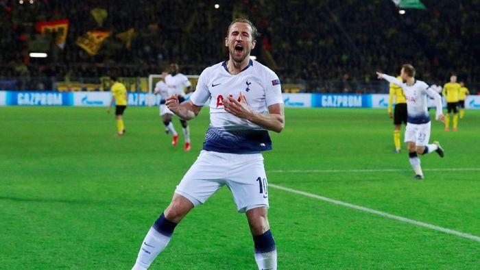 Tottenham Hotspur lolos ke perempatfinal Liga Champions. (Foto: Andrew Couldridge/Reuters)