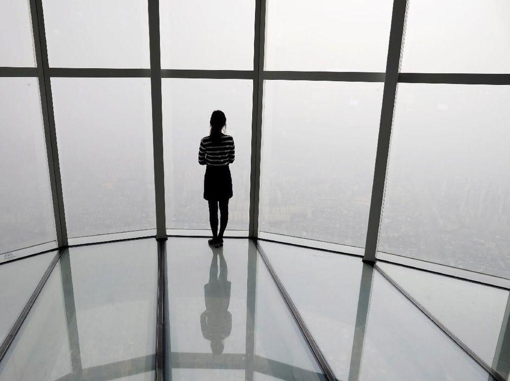 Bahaya! Polusi Udara di Seoul Parah Banget