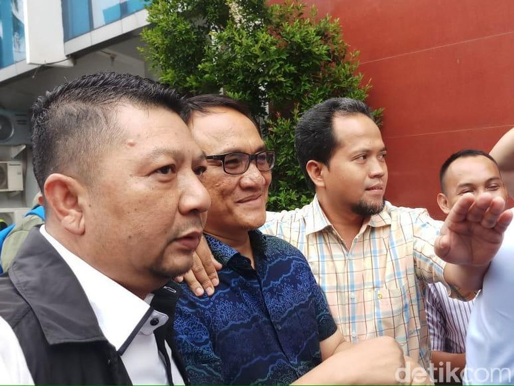 Andi Arief: Im Not A Criminal!