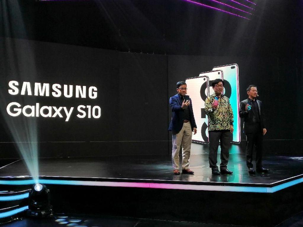 Samsung Galaxy S10 Pakai Kemasan Bebas Plastik