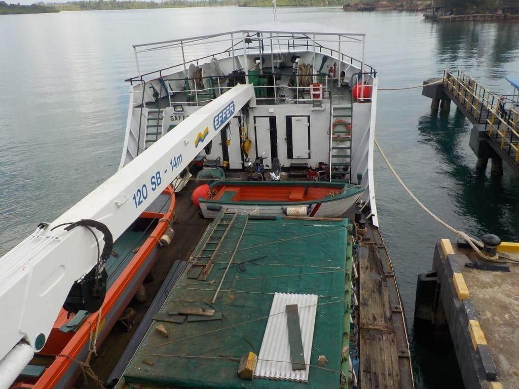 Kemenhub Wajibkan Setiap Kapal Lewat Perairan RI Aktifkan AIS