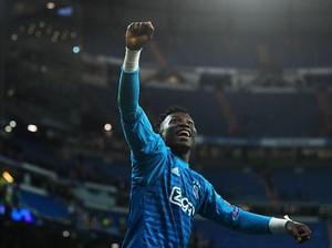 Kiper Ajax Andre Onana, Adik Kandung Pemain Eks Persikad Depok