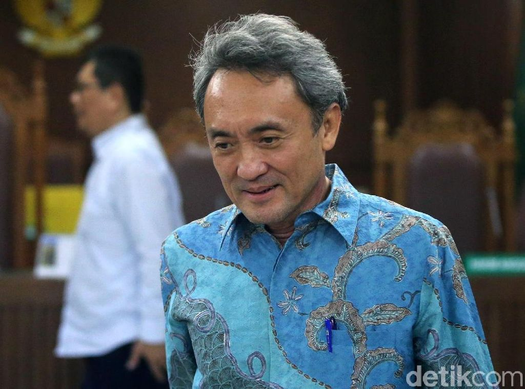 Terima Putusan PN, KPK Tak Banding Vonis 4 Tahun Eddy Sindoro