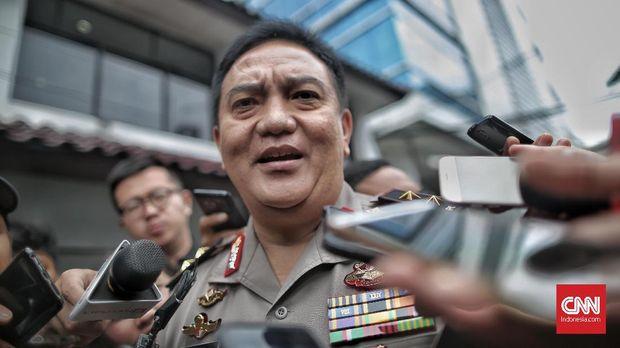Polri Tak Mau Komentar soal Kapolsek Dikerahkan Dukung Jokowi