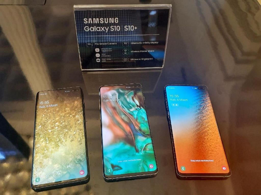 Komparasi Nilai iPhone XS dengan Galaxy S10 Saat Dijual Lagi