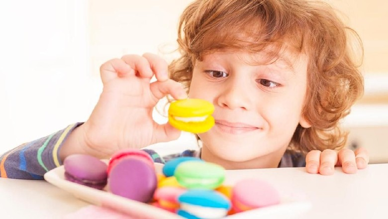 Snack sehat untuk gigi anak/ Foto: iStock