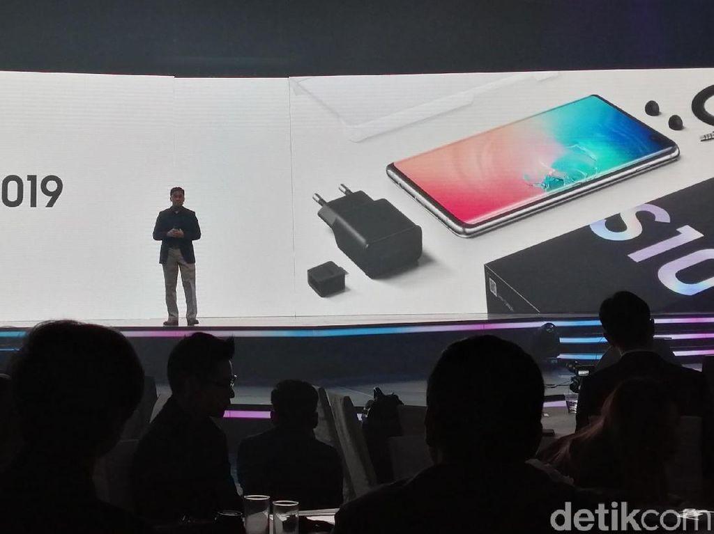 Catat! Ini Tanggal Penjualan Perdana dan Harga Galaxy S10