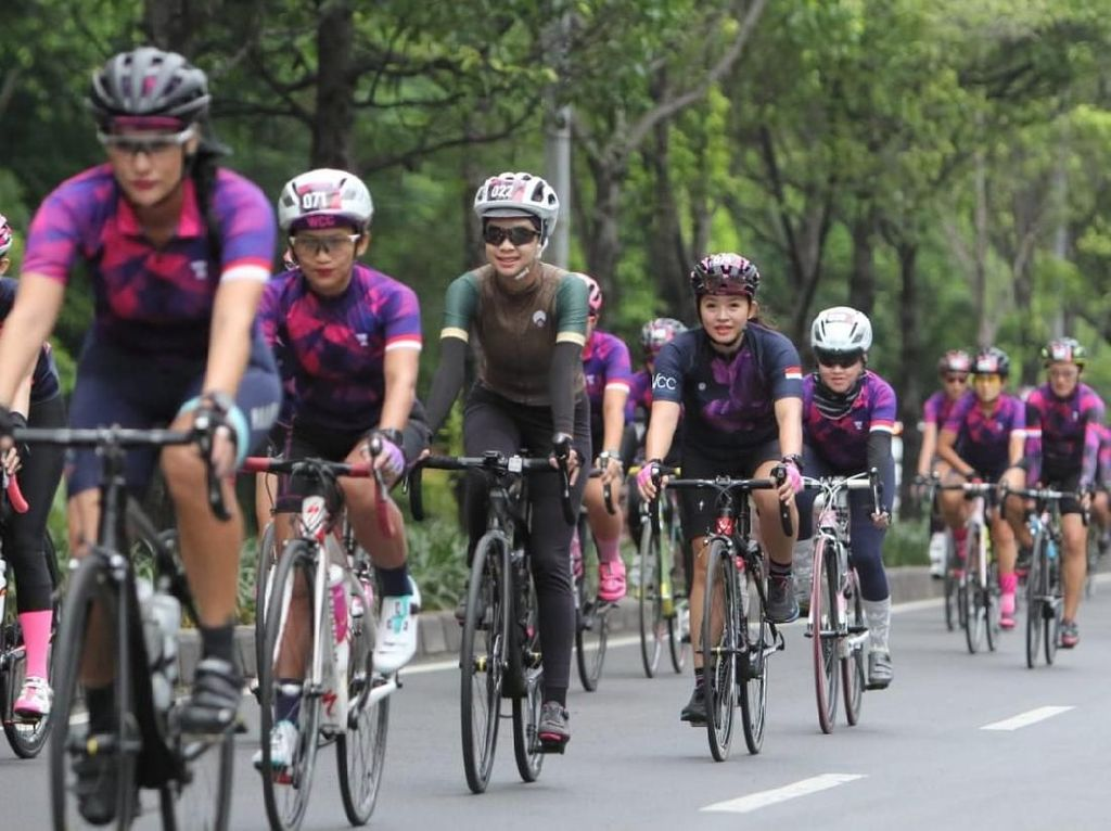 Siapa Bilang Hobi Bersepeda Harus Mahal? Ini Faktanya