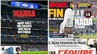 Media-Media Spanyol: RIP Real Madrid...